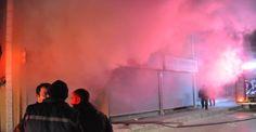 Gebze'de yangında can pazarı: 5 kişi dumandan zehirlendi