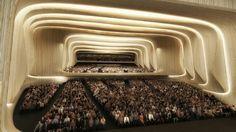Zaha hadid auditorio
