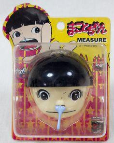 まことちゃん メジャー (150cm/60inch) 鼻水ver. 楳図かずお
