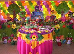 Barney Children's Parties Decoration