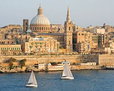 Visited Malta in 2010 and didn't see enough of it. Friendly people, great architecture, lots of sun!