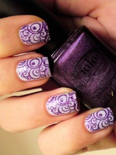 Hottest New Nail Design Ideas - Give your look a quick glam boost with the hottest new nail design ideas below. Uber-popular manicures are versatile and colorful. Use your creativity to copycat the following nail art trends and get used to admiring glimpses.