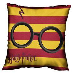 Harry Potter glasses pillow