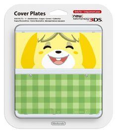 Coque N°6 pour New Nintendo 3DS - Marie