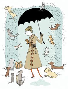 70 Raining Cats And Dogs Ideas Raining Cats And Dogs Cats Dog Cat