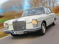 Mercedes 250 S W108 Vergleich Bilder technische Daten