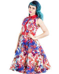 Amazon Floral Dress  - Tragic Beautiful buy online from Australia