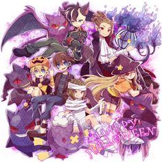 Painapparu, Pokémon, Inazuma Eleven, Banette, Demonio Strada, Fudou Akio