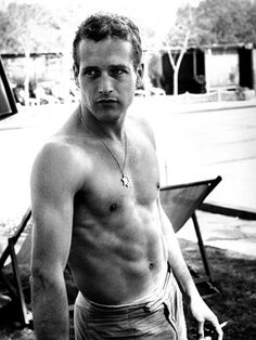Hollywood's original pretty boy, Paul Newman