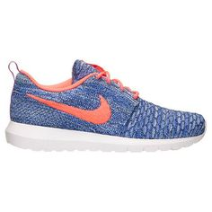 super popular 41be6 29f9c Handel Hurtowy Nike Roshe Run Flyknit Czerwony Biały Niebieski Obuwie  Sportowe Online
