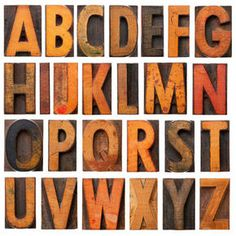 Use the letters of the alphabet as prompts for autobiographical poems. #poetry #lesson
