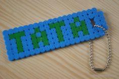 breloczek do kluczy dzieńtaty prezent od dziecka