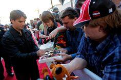 PHOTOS (Nov. 29, 2012): Wednesday at Champion's Week in Vegas. More: http://www.hendrickmotorsports.com/news/photos/2012/11/29/Wednesday-at-Champions-Week-in-Vegas#.
