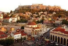 """Η ΜΟΝΑΞΙΑ ΤΗΣ ΑΛΗΘΕΙΑΣ: """"Μύθοι"""" πίσω από... τις συνοικίες της Αθήνας! Γιατ..."""