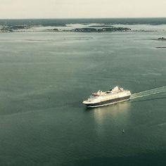 #crucero #barco #ship #cruise
