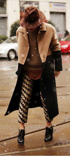 Street Winter Fashion