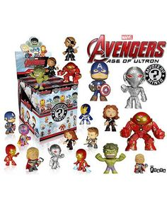Show details for Avengers Age of Ultron Mystery Mini