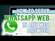 WhatsApp Web is a quick and easy way to use WhatsApp messages on your computer. It lets you use WhatsApp from your browser. Here's how to use WhatsApp Web on. Learn Programming, Computer Programming, Computer Science, Docs Templates, Blogger Templates, Whatsapp Message, Human Behavior, Evernote, Blog Planner