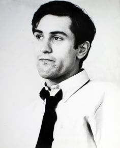 Robert de Niro actor n.en N.Y. en 1943