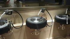 Petrolhead's sinks