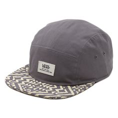 62a96360 Davis 5 Panel Hat | Shop at Vans Vans Canada, Skate Hats, Five Panel