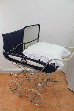 Nostalgie Kinderwagen VanDelft in Baby, Kinderwagen & Zubehör, Kinderwagen | eBay