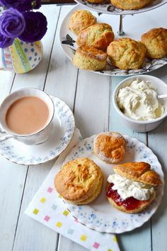 Bake | Handmade scones | My first attempt at scones using Mary Berry's recipe