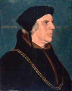 Hans Holbein the Younger, Portrait of Sir William Butts (ca. 1543, Isabella Stewart Gardner Museum, Boston)