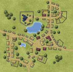 maps village map rpg fantasy layout fallout terraria tabletop anime felton celeste