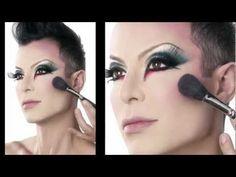 Karma B. + Stefania D'Alessandro | Drag Queen Make-up Backstage on-line il backstage della collaborazione creativa karma B. e stefania d'alessandro per le immagini realizzate da roberto autuori e stefano carletti