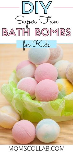 diy bath bombs easy without citric acid how to make - diy bath bombs for kids recipes fun - bath bombs for kids Diy Bath Bombs Easy, Making Bath Bombs, Best Bath Bombs, Fizzy Bath Bombs, Homemade Bath Bombs, Bath Bombs For Kids Diy, Recipe For Bath Bombs, Bath Boms Diy, Bath Booms