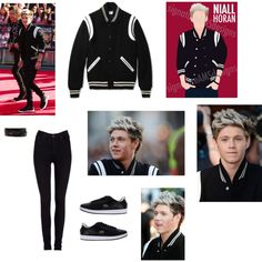 """""""Steal his Style - Niall Horan"""" by louiselulle4 on Polyvore!"""