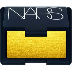 Nars Shimmer Eyeshadow in Gold Finger found on Polyvore
