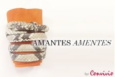 Italian handmade belt 'Pitone' by Amantes Amentes (90$) | Click on the product image, reduce the price, buy. | The price? You choose! | partnership with Convivio Milano 2012: all proceeds go to ANLAIDS