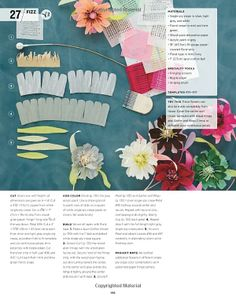 75 paper hand paper download flowers to craft petal to whimsical by