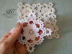 Урок вязания. Цветок трилистник. Мотив для ирландского кружева. Irish crochet. - YouTube