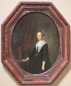 Norton Simon, Wikimedia Commons, 17th Century, Dutch, Museum, Woman, Portrait, Painting, Art