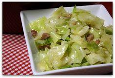 Southern Stir Fried Cabbage