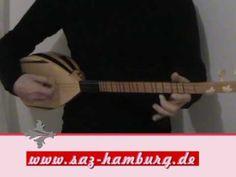CURA SAZ ( mini SAZ) www.saz-hamburg.de SAZ HAMBURG Saz kursu - YouTube