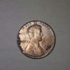 No Date USA Uni-Safe United States US Penny 1 Cent Coin Album Folder Blank