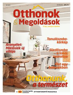 Otthonok es megoldások magazin Dining Table, Furniture, Home Decor, Work Benches, Decoration Home, Room Decor, Dinner Table, Home Furnishings, Dining Room Table