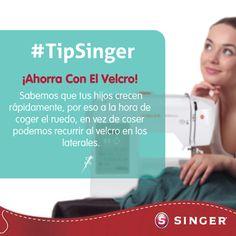 ¿Qué otros tipos de ahorro en la costura conoces? ¡Cuéntanos! #TipSinger