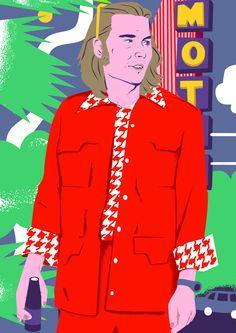 Mordskerle Illustrator, Alice, Movies, Movie Posters, Art, Art Background, Film Poster, Films, Popcorn Posters