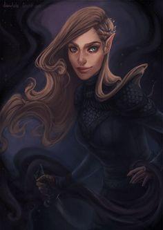 Feyre by Dainulala