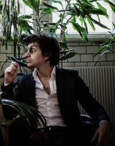 Alex Turner by Olof Ohlsson