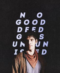 """No good deed goes unpunished."" And no one knows it better than Merlin."