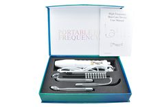 Project E Beauty D'arsonval High frequency direct for Home Use - skin tightening, Wrinkles, Fine lines, Puffy Eyes - Argon Gas * Find out more about the great product at the image link. (Note:Amazon affiliate link)