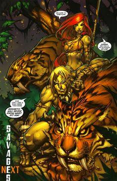 joe madeira comics | Joe Madureira - Superheroes y Videojuegos