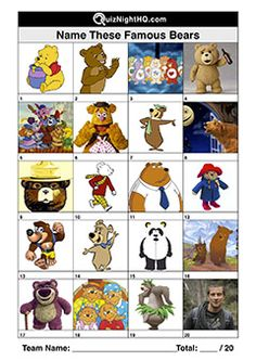 Here's the bare necessities for a trivia round! Test the knowledge of the quiz whizzes with this entertaining round spanning generations. Can you bear it? Disney Quiz, Disney Films, Disney Characters, Quiz Questions And Answers, This Or That Questions, Picses Facts, Film Quiz, Pub Quizzes, Thanksgiving Jokes