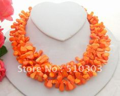 Cheap coral necklace, Buy Quality coral colored necklaces directly from China coral turquoise necklace Suppliers: